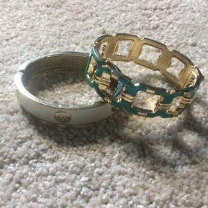 Jewelry - Set of 2 Bangle Bracelets